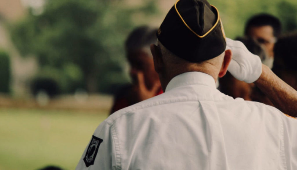 veteran for blog