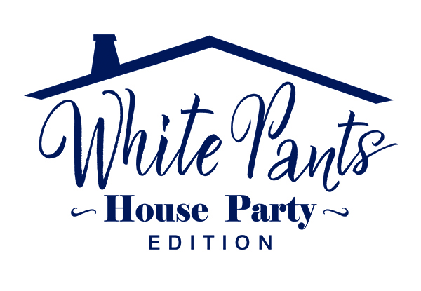 house party logo website